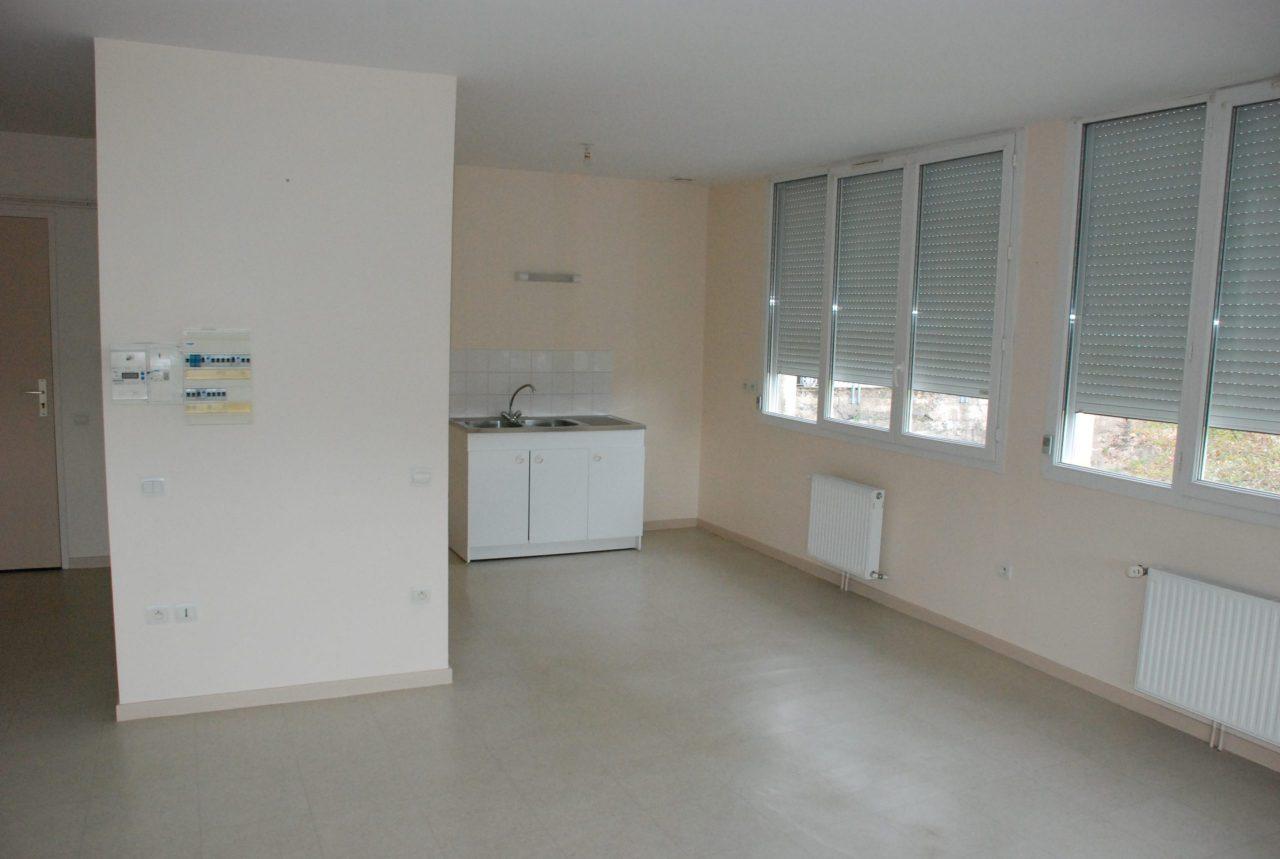 Appartement rez de chaussée