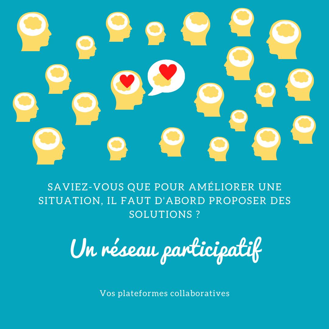 Un réseau participatif