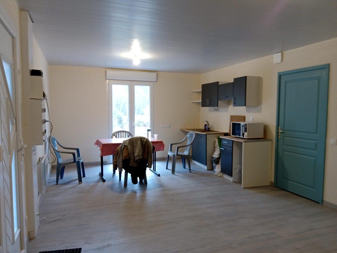Appartement PMR de 65 m2 entièrement rénové